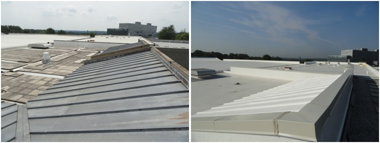 Reroofing Specifications Commercial Roof Consulting