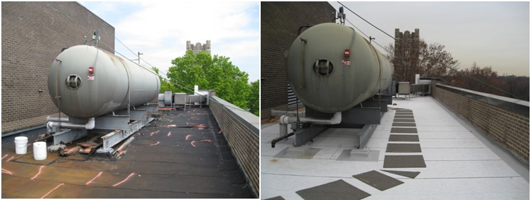 flat roof maintenance consulting