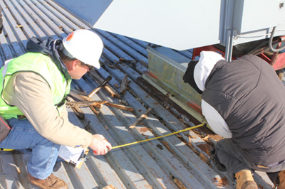 commercial roof consultants
